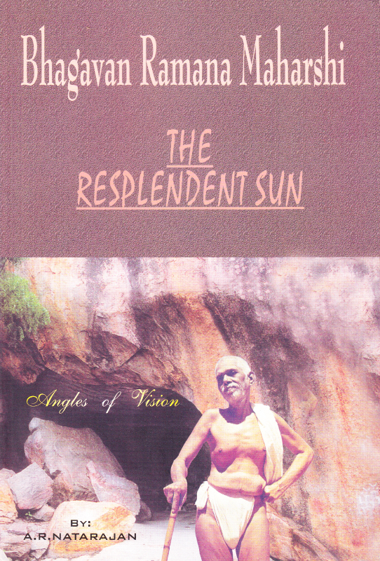Bhagavan Ramana Maharshi Resplendent Sun