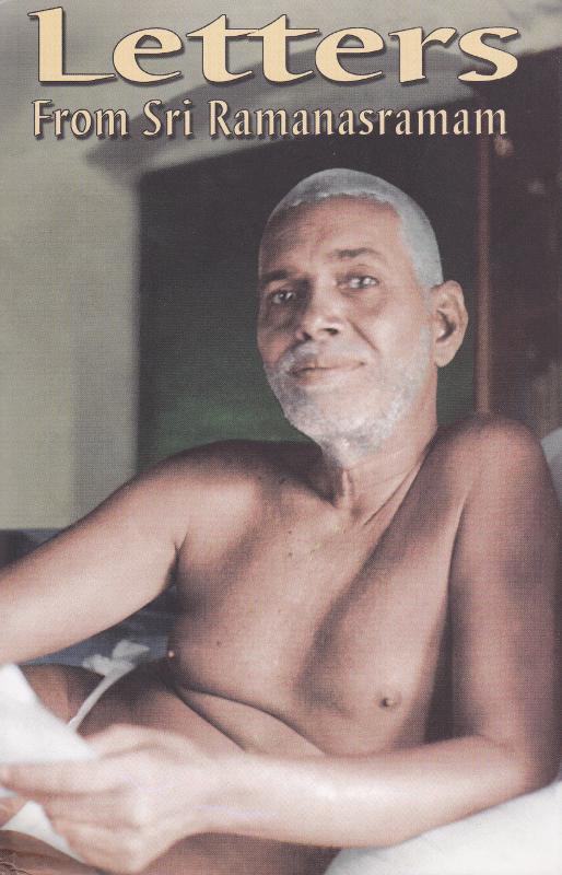 Letters from Sri Ramanasramam