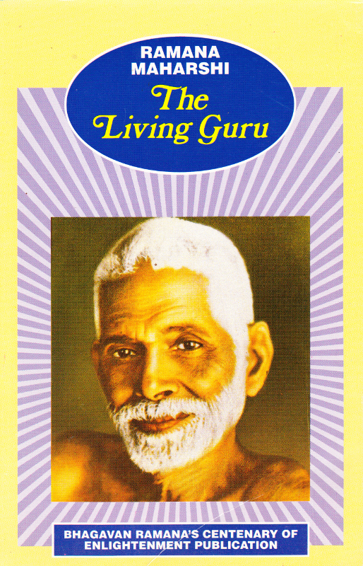 Ramana Maharshi The Living Guru