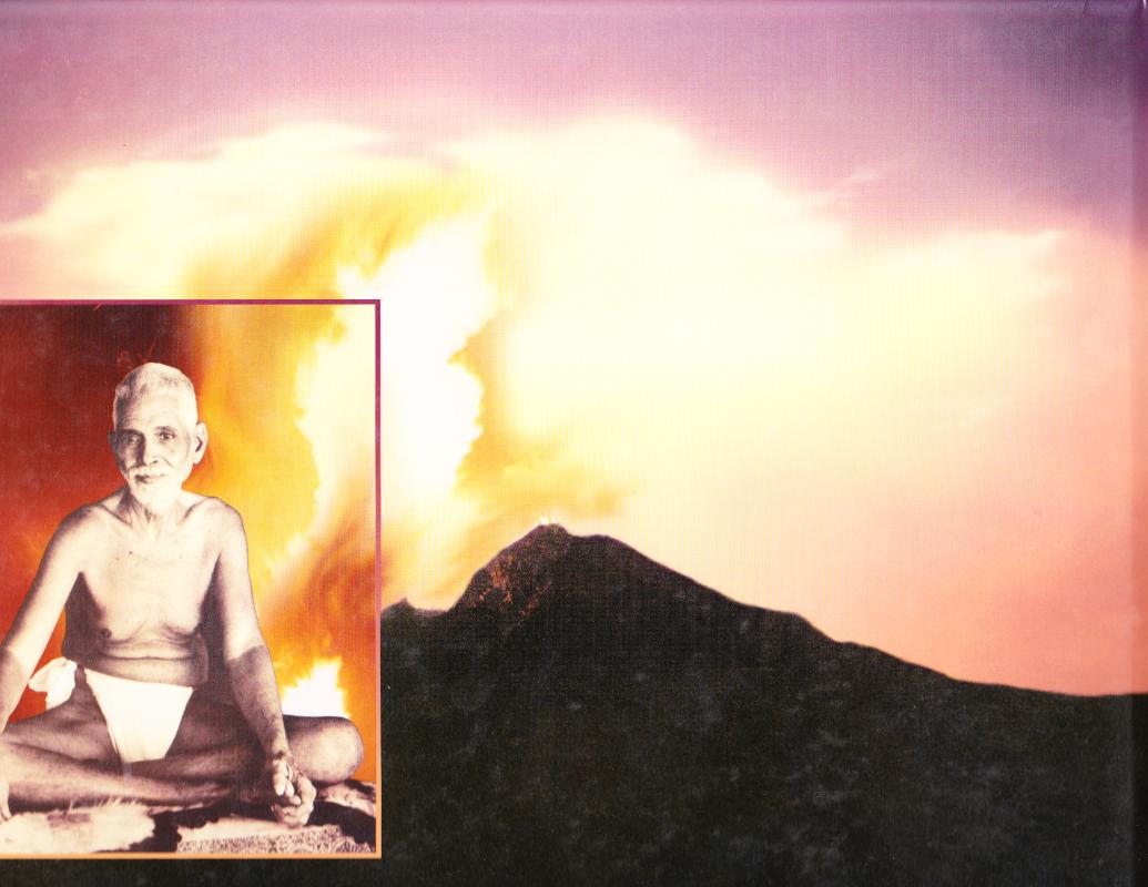 Arunachala from Rigveda to Sri Ramana - Backcover