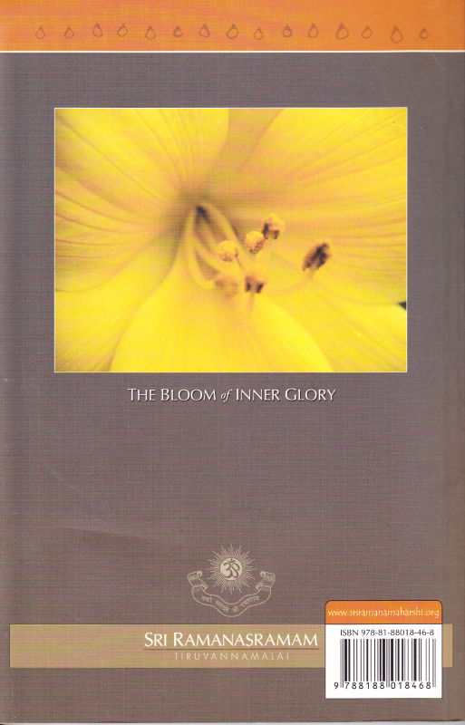 The Bloom of Inner Glory Backcover