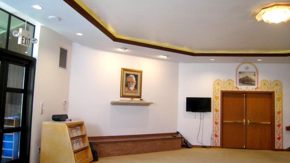Lotus Room - Sri Ramana Altar
