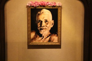 Sri Ramana - SAT Temple Shrine Room