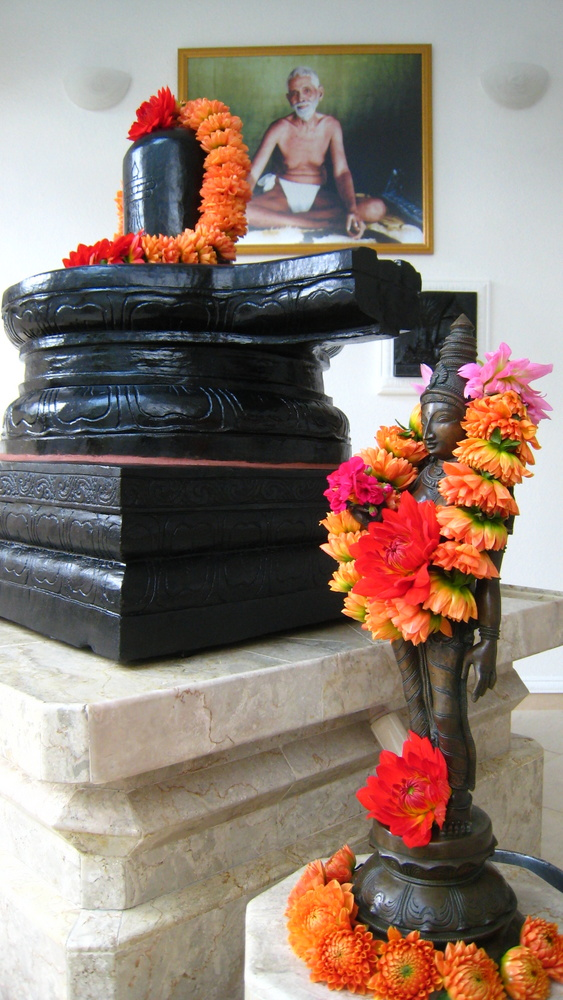 Sri Ramana, Sri Sadisvara, Sri Sivakami