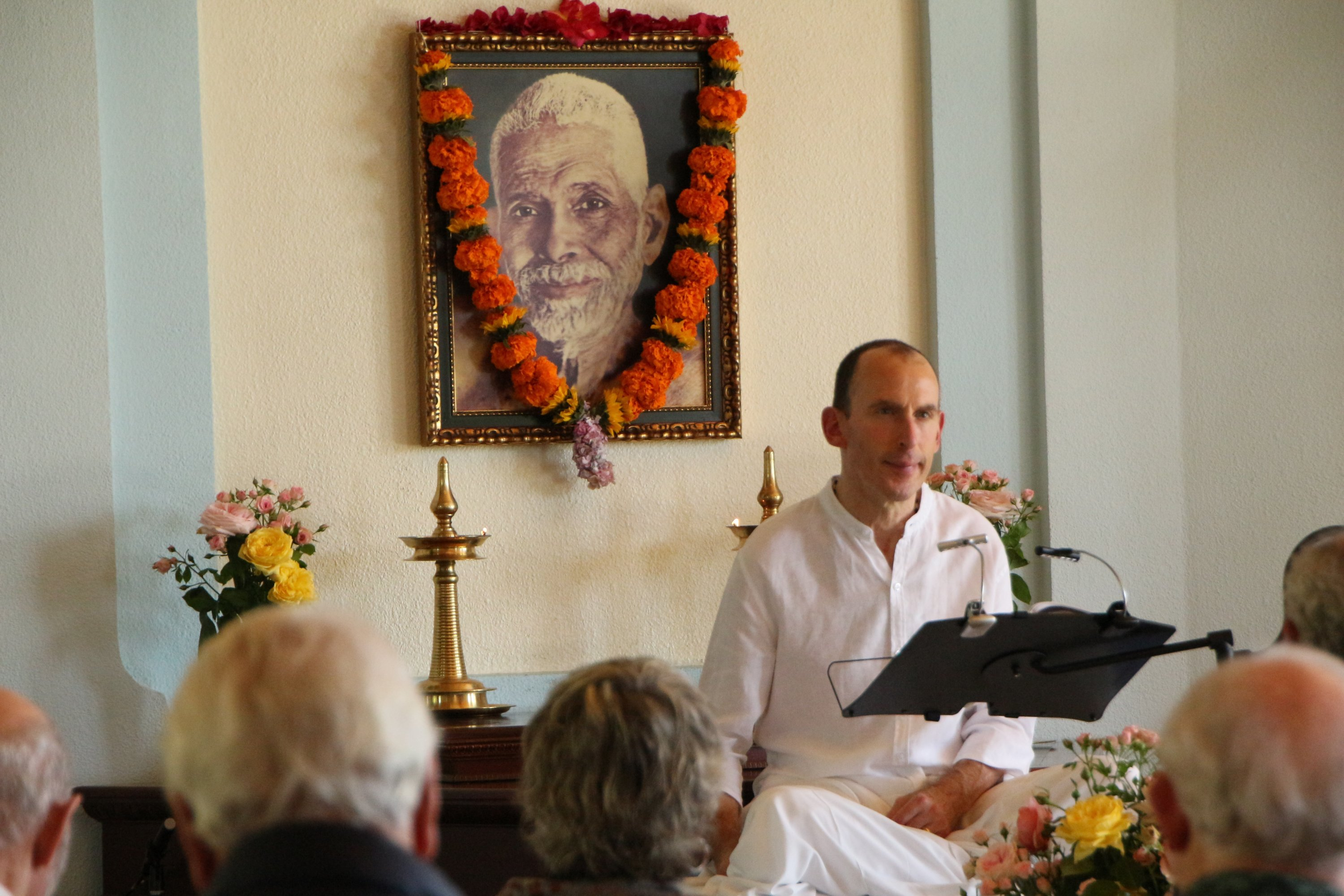 Satsang with Nome - Satsang Hall