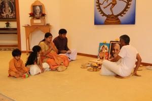 Seemantham (Baby Shower for Jyoti and Raghu)