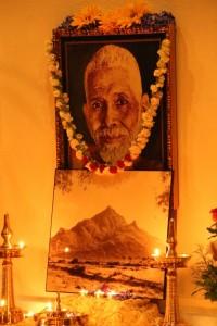 Sri Ramana's Arrival at Arunachala - 2016